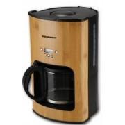Cafetiera Heinner HCM-BB1080, Design bambus