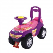 Masinuta fara pedale Ride On Crazy Rider Pink