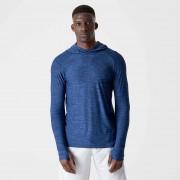 Myprotein Bluza z Kapturem Dry-Tech z Kolekcji Infinity – Cadet Blue - XS
