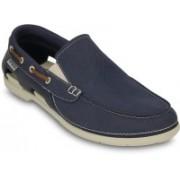 Crocs Beach Line M Boat Shoe For Men(Blue)