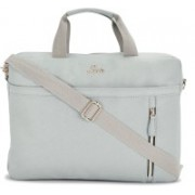 Lavie Women Grey Messenger Bag