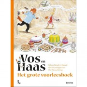 Het grote voorleesboek van Vos en Haas - Sylvia Vanden Heede