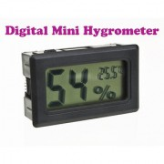 Gadget Heros Hygrometer Temperature Thermometer Humidity Meter Sensor Guage Can Be Used For Car Home Office Hatcheries