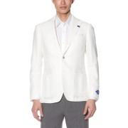 【30%OFF】テーラードジャケット ホワイト 50 ファッション > メンズウエア~~ジャケット