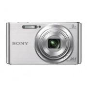 Sony Cyber-shot DSC-W830 (srebrny) - odbierz w sklepie!