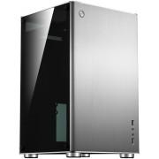 Cooltek VR1 ITX-Tower Zilver computerbehuizing