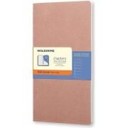 Moleskine Notes Moleskine Chapters Journal L różany w linie