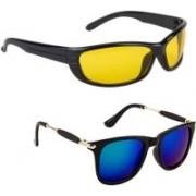 Domini Oval Sunglasses(Multicolor)