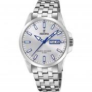 Reloj F20357/1 Plateado Festina Hombre Acero Clasico Festina