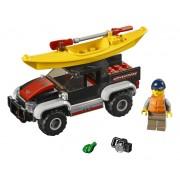 LEGO Aventură cu caiacul