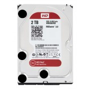 Western Digital WD Red NAS HDD 2TB 3,5' SATA 64MB 5400RPM