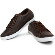 BUWCH Buwch Casual Shoes Brown Color For Men And Boys Casuals For Men(Brown)