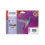 Epson Bläckpatron Epson T0807 6-Färg