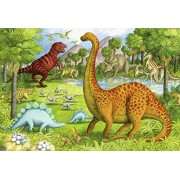 Ravensburger Dinosaur Pals Floor Puzzle (24 Pieces)