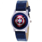 TRUE CHOICE NEW SUPER SOBER AND SIMPLE LOOK WATCH FOR MEN WITH 6 MONTH WARRANTY