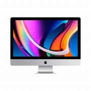"Apple iMac 68,6 cm (27"") 5120 x 2880 Pixel Intel® Core™ i5 di decima generazione 8 GB DDR4-SDRAM 256 GB SSD AMD Radeon Pro 5300 Wi-Fi 5 (802.11ac) Argento PC All-in-one macOS Catalina 10.15"
