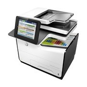 HP PageWide Enterprise 586 586dn Page Wide Array Multifunction Printer - Colour