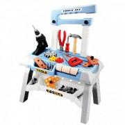 Set de unelte banc de scule Atelier Jucarie Bricolaj Smart Tools T1062