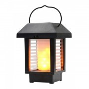 Felinar de Gradina Lampa Solara LED cu Efect Flacara 90127