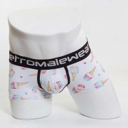 MIIW Ice-cream 7 Inch Short Boxer Brief Underwear 2022-31