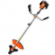 vidaXL Brush Cutter Grass Trimmer 51.7 cc Orange 2.2 kW