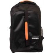Lenovo 15.6 inch Expandable Laptop Backpack(Black)