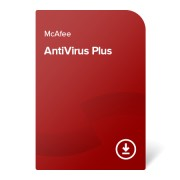 McAfee AntiVirus Plus – 1 година За 1 устройство, електронен сертификат