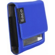 Saco Case Pouch bag for Seagate Wifi Wireless Mobile Portable Hard Drive Storage 500GB (Blue)(Blue)