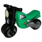 Голям Мотоциклет Зелен, 411017