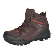 LOAP FORCE Pánská outdoorová obuv HSM1667R19G hnědá 41