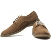 Clarks Farli Walk Corporate Casuals For Men(Tan)