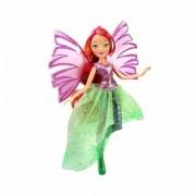 Papusa Zana Winx Sirenix Magic Flora