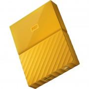HDD Extern Western Digital My Passport 3Tb Yellow