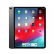 """Таблет Apple iPad Pro (2018)(MTHJ2HC/A)(сив), LTE, 12.9"""" (32.76 cm) Liquid Retina дисплей, осемядрен A12X Bionic, 6GB RAM, 64GB Flash памет, 12.0 MPix & 7.0 MPix камера, iOS 12, 633g"""
