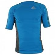 Adidas Transition Rashguard Korte Mouw - L