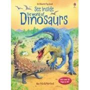 See Inside the World of Dinosaurs, Hardcover/Peter Scott