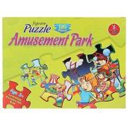 Indu Fashion Puzzle Amusement Park - 120 Pieces