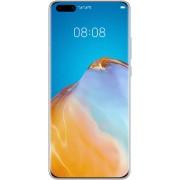 Telefon mobil Huawei P40 Pro 51095CAL 256GB 8GB RAM Dual Sim 5G Silver Frost