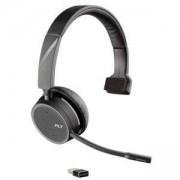 Безжична слушалка Plantronics VOYAGER 4210 UC USB-A, Bluetooth v4.1, 211317-01