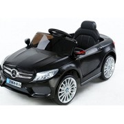 Baybee MERC Benz Rechargeable Battery Operated Car | Ride on Car for Kids/Electric Motor Car with Parental Remote Control R/C ( Black )
