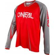 Oneal Element FR Blocker Bicicleta Jersey Rojo L