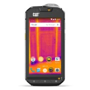CAT S60 (Pre-Owned, Dual Sim, Black, Special Import)
