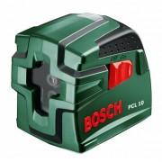 Linijski laser sa ukrštenim linijima PCL 10 Bosch