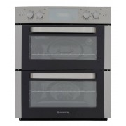 Hoover HO7D3120IN Double Built Under Electric Oven - Stainless Steel