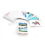 Carti de joc Romania turistica