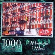 1000pc. Wonderful World Puzzle-New York City N.Y.