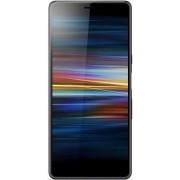 "Telefon Mobil Sony Xperia L3, Procesor Mediatek Octa Core 2.0GHz, IPS Capacitive touchscreen 5.7"", 3GB RAM, 32GB Flash, Camera Duala 13+2MP, 4G, Wi-Fi, Dual SIM, Android (Negru) + Cartela SIM Orange PrePay, 6 euro credit, 6 GB internet 4G, 2,000 minute na"