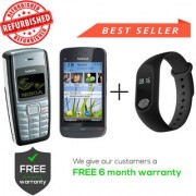 Nokia 1110 C5-03 Get Fitness Band