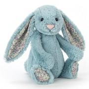 Jellycat Blossom Aqua Bunny - Medium
