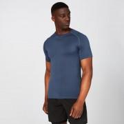 Myprotein Elite Seamless T-Shirt – Indigo Blau - L